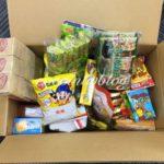 台湾最高~!年に1回の、会社の経費でお菓子が大量に買える日。