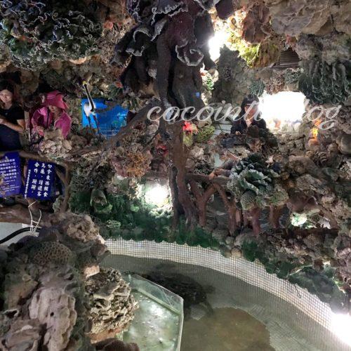 澎湖島にあるお寺の地下がいろいろと次元が違った話