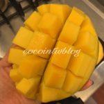 マンゴーパラダイスな台湾最高~!ライフハック的なマンゴーの切り方2種類