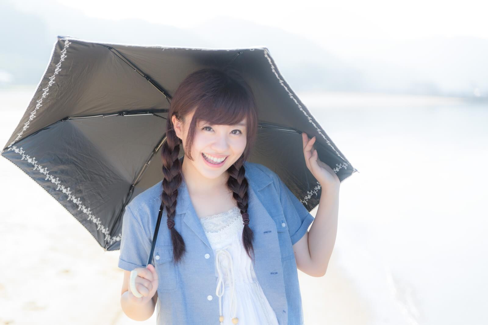 女子はみんな日傘をさす、が台湾の常識?びっくりした出来事
