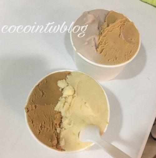 おしゃれエリア東區の奥!昔ながらの素朴なフルーツアイスクリームが超おいしいお店★北門鳳梨冰★