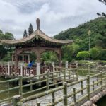 都会の台北で見つけたチル感MAXのチャイニーズガーデン★雙溪公園★