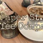 台北・華山近くでおいしいFlat Whiteが飲める素敵なカフェ★Paper St. Coffee Company★