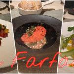 信義区のおしゃれホテル内!お祝いディナーにぴったりの素敵レストラン★LA FARFALLA義式餐廳(Humble House台北)★